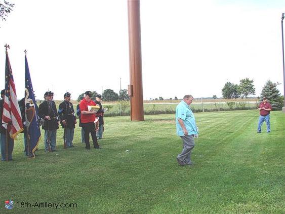 18th Artillery Reunion 2008 In Springfield Illinois